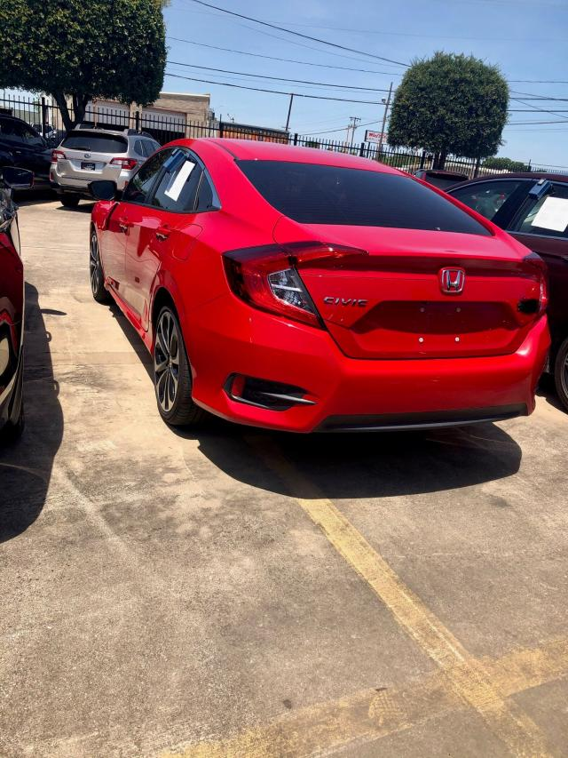 2016 Honda Civic Lx 2.0L [Angle] View