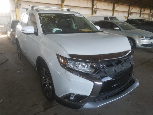 Mitsubishi Outlander salvage cars for sale: 2018 Mitsubishi Outlander