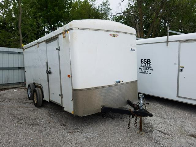 H&H Trailer salvage cars for sale: 2011 H&H Trailer