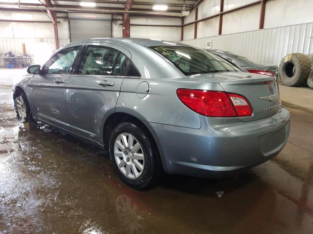 2010 CHRYSLER SEBRING TO - Right Front View