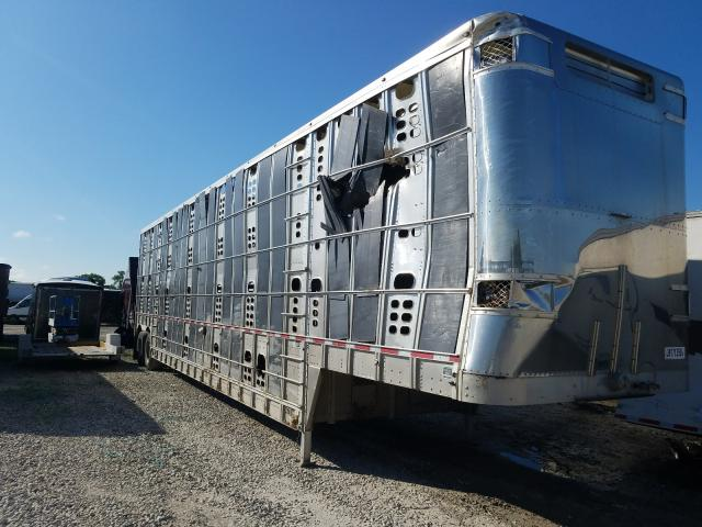 Wilson salvage cars for sale: 2018 Wilson Livestock