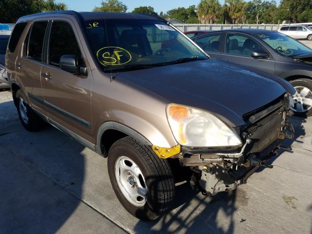 2004 Honda CR-V LX for sale in Punta Gorda, FL