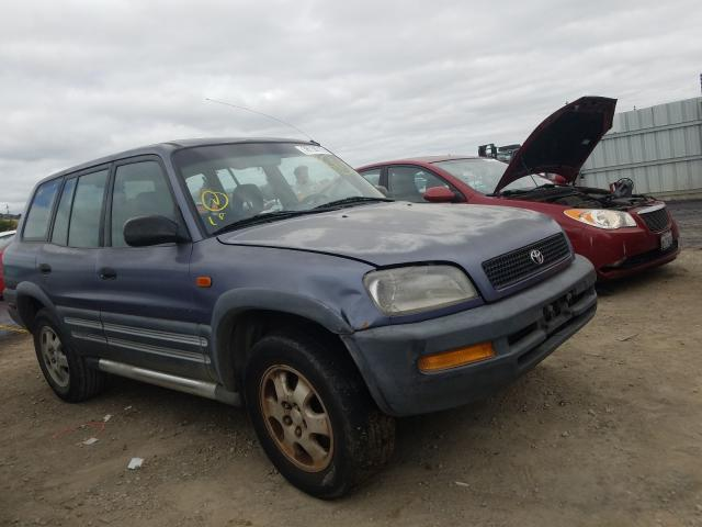 Toyota salvage cars for sale: 1996 Toyota Rav4