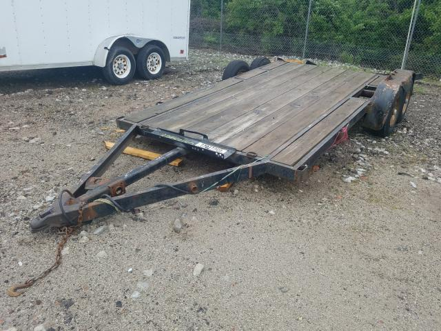 2008 TRAILKING  FLAT BED