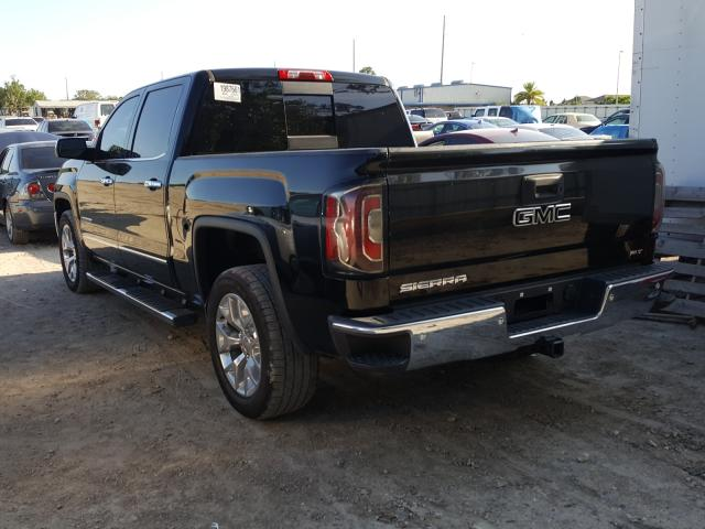 2017 Gmc Sierra C15 5.3L [Angle] View