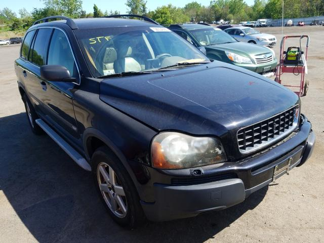 Volvo salvage cars for sale: 2003 Volvo XC90