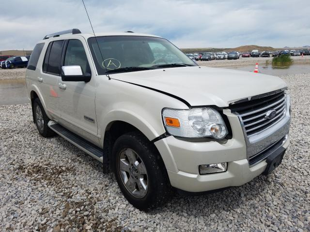 Ford Explorer L salvage cars for sale: 2006 Ford Explorer L