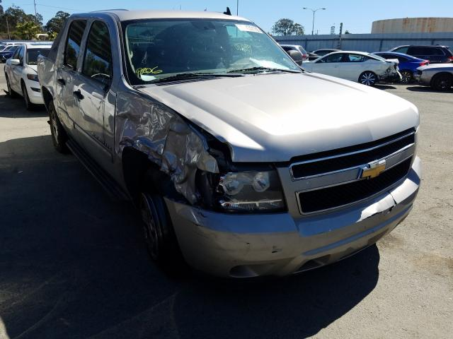 Chevrolet Avalanche salvage cars for sale: 2008 Chevrolet Avalanche