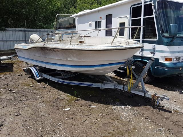 Four Winds salvage cars for sale: 1989 Four Winds 207 Quest