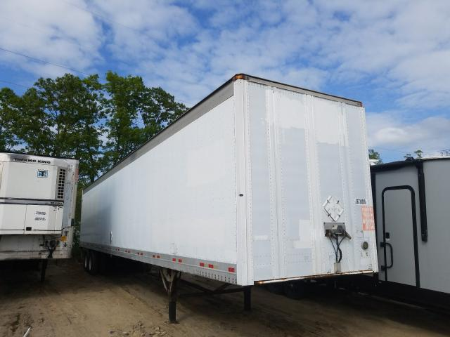 Great Dane salvage cars for sale: 2004 Great Dane 53 Trailer