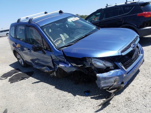 Salvage cars for sale from Copart Antelope, CA: 2018 Subaru Forester 2