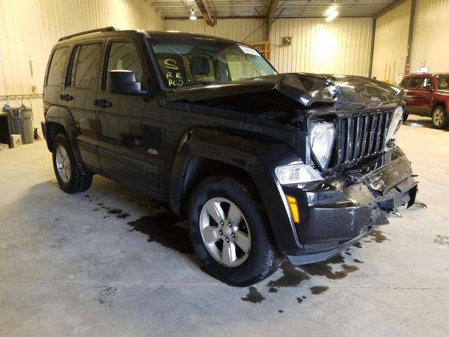 Jeep salvage cars for sale: 2010 Jeep Liberty SP