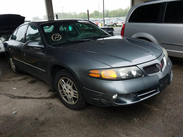 Pontiac Bonneville salvage cars for sale: 2005 Pontiac Bonneville