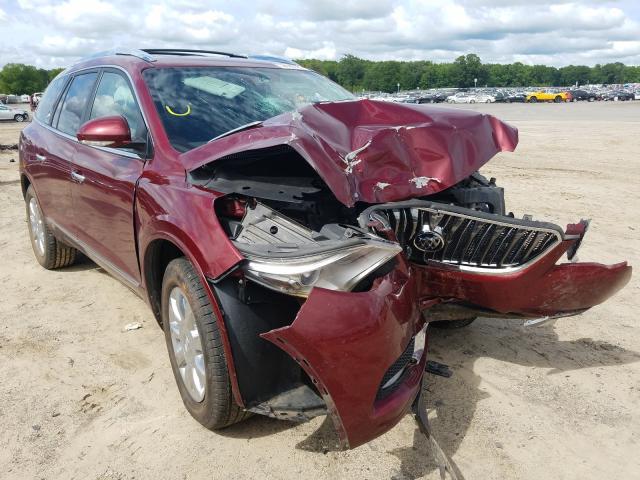 Buick salvage cars for sale: 2015 Buick Enclave