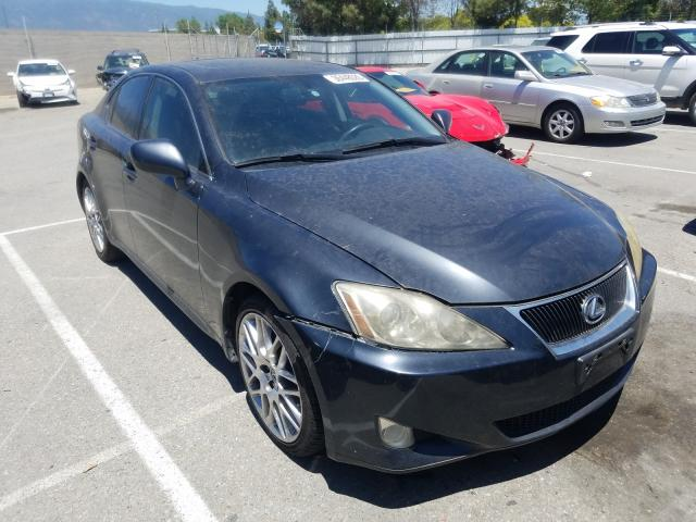 Lexus salvage cars for sale: 2007 Lexus IS 350