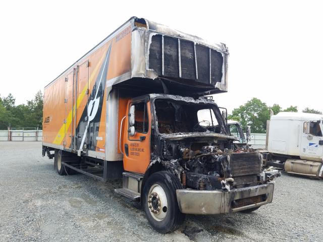 Salvage cars for sale from Copart Shreveport, LA: 2007 Freightliner M2 106 MED