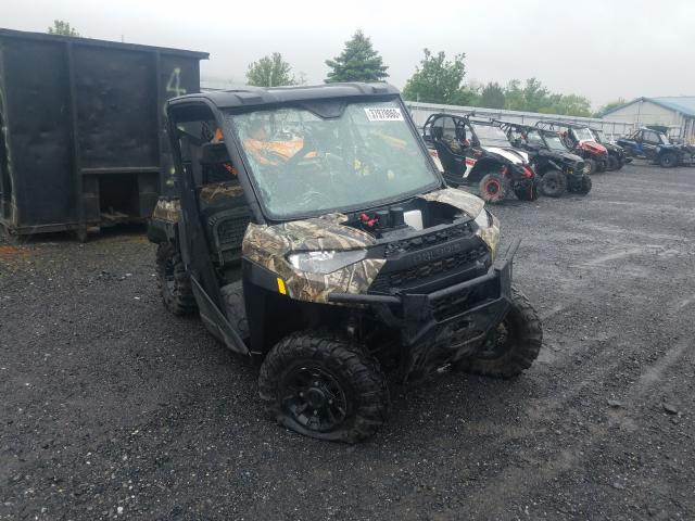 Salvage cars for sale from Copart Grantville, PA: 2020 Polaris Ranger XP