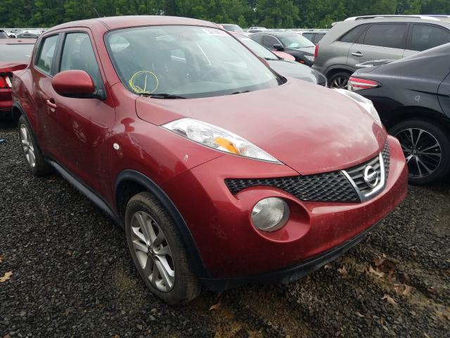 Nissan salvage cars for sale: 2013 Nissan Juke S