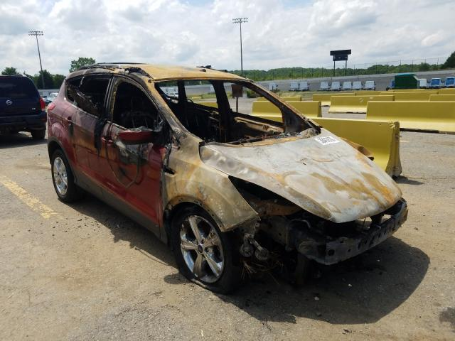 Salvage cars for sale from Copart Concord, NC: 2013 Ford Escape SE
