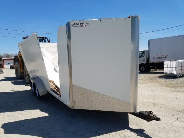 Trail King salvage cars for sale: 2009 Trail King Trailer