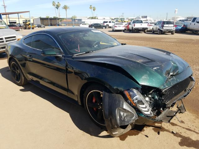 Salvage cars for sale at Phoenix, AZ auction: 2019 Ford Mustang BU