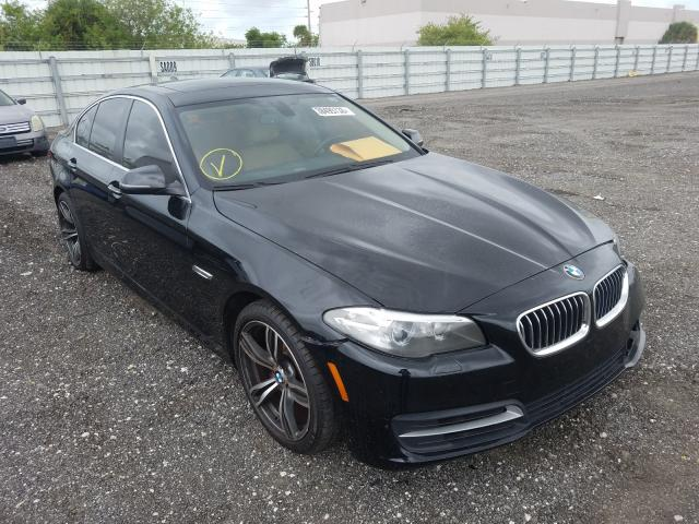 BMW 528 I salvage cars for sale: 2014 BMW 528 I