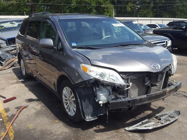 2012 Toyota Sienna XLE for sale in Eight Mile, AL