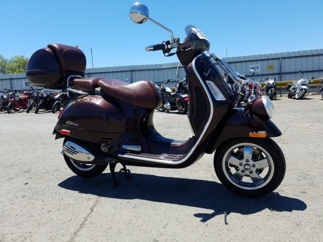 2012 Vespa GTS 300 SU for sale in Martinez, CA