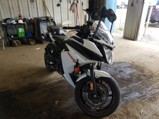 Salvage cars for sale from Copart Lyman, ME: 2012 Yamaha FZ6 R