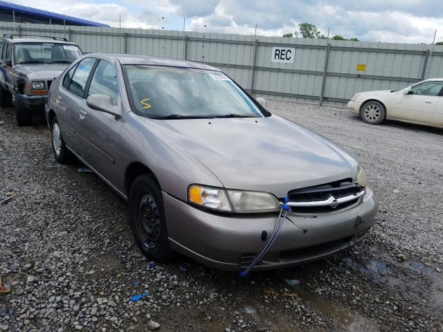 Nissan Altima XE salvage cars for sale: 1999 Nissan Altima XE