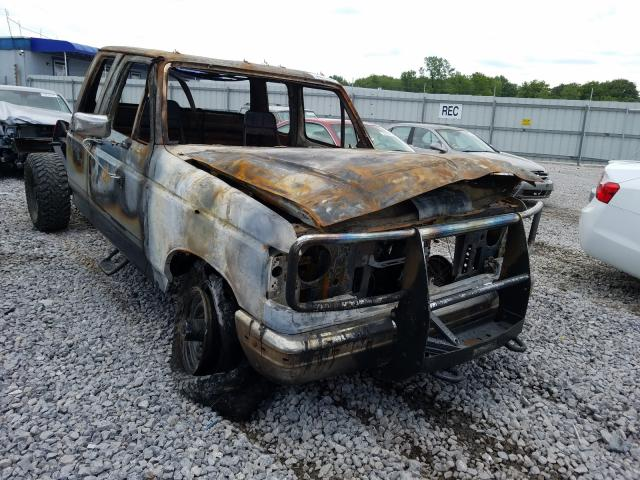 Ford F250 salvage cars for sale: 1988 Ford F250
