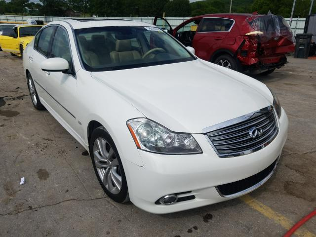 Infiniti M35 Base salvage cars for sale: 2008 Infiniti M35 Base