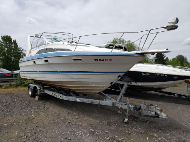 Bayliner salvage cars for sale: 1988 Bayliner Boat Trail