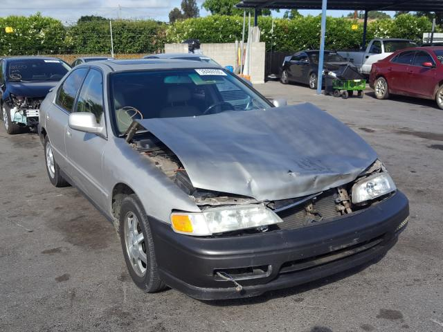 Honda Accord SE salvage cars for sale: 1997 Honda Accord SE