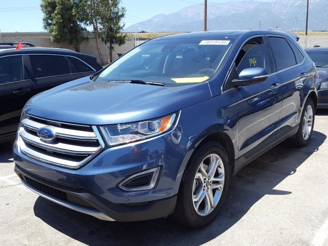из сша 2018 ford edge titan 2FMPK3K91JBC38019