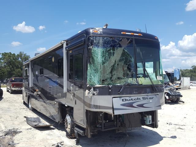 Salvage cars for sale from Copart Ocala, FL: 2005 Spartan Motors Motorhome