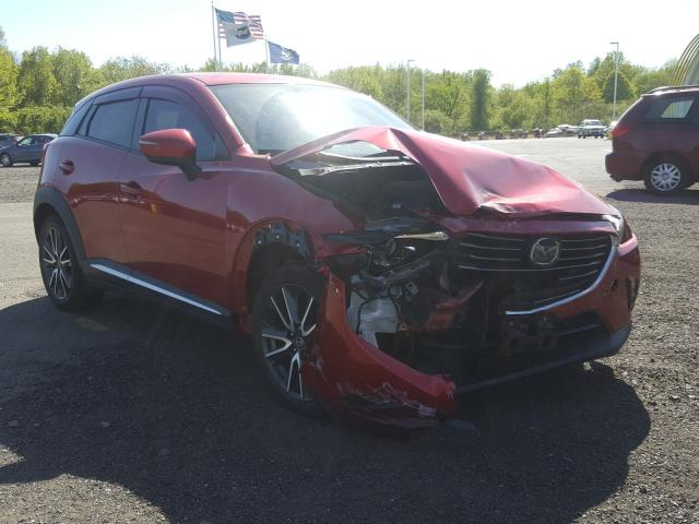 Mazda salvage cars for sale: 2016 Mazda CX-3 Grand Touring