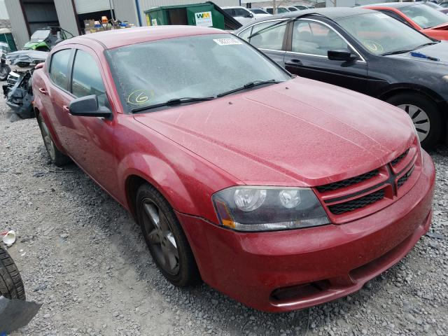 Dodge salvage cars for sale: 2014 Dodge Avenger SE