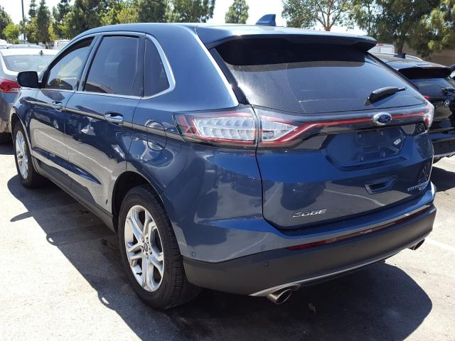 купить 2018 ford edge titan 2FMPK3K91JBC38019