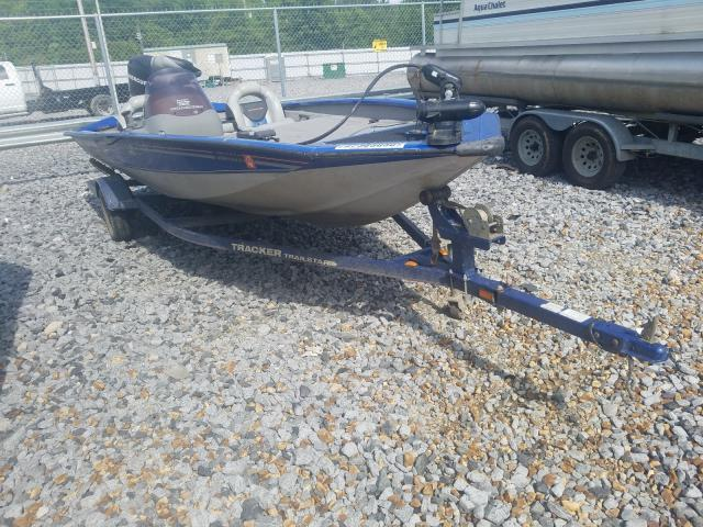 Tracker salvage cars for sale: 2007 Tracker Boat