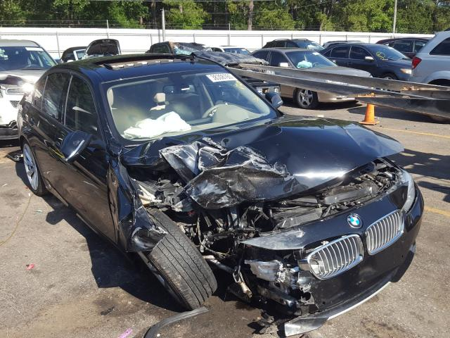 BMW salvage cars for sale: 2013 BMW 335 I