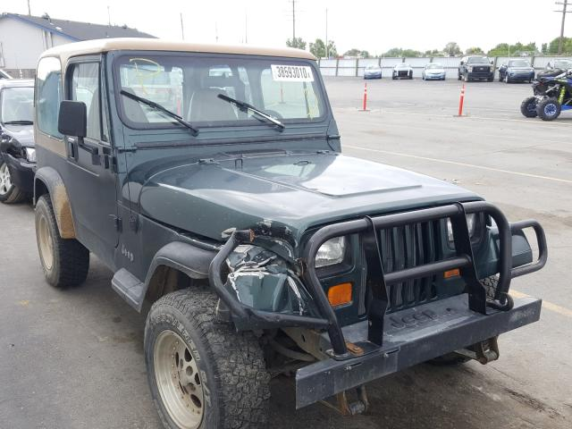 Jeep Wrangler salvage cars for sale: 1994 Jeep Wrangler