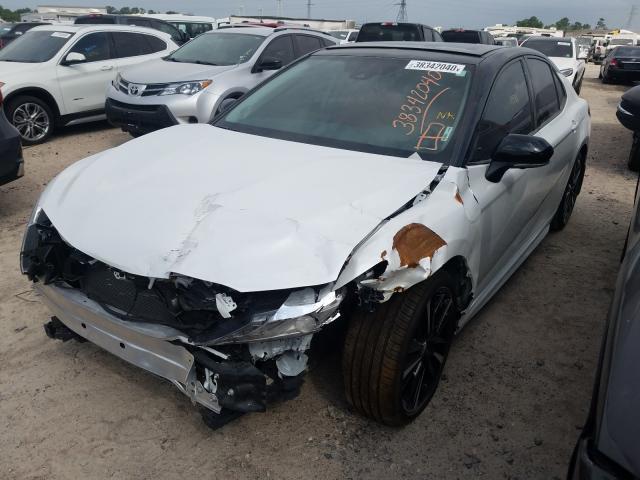 2020 Toyota CAMRY | Vin: 4T1K61AK2LU320880