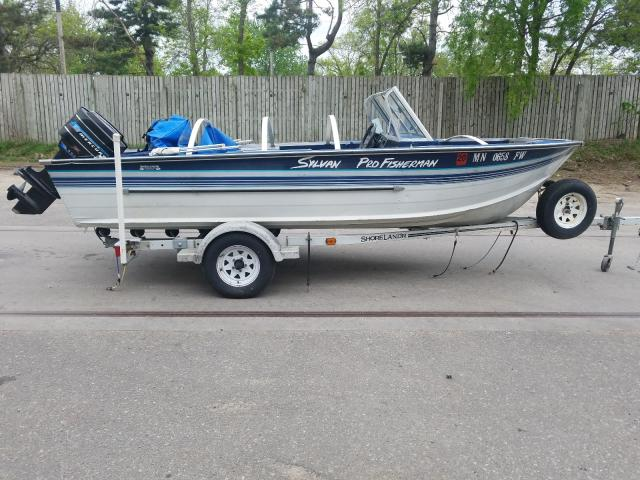 1991 Sylvan 16 PRO for sale in Blaine, MN