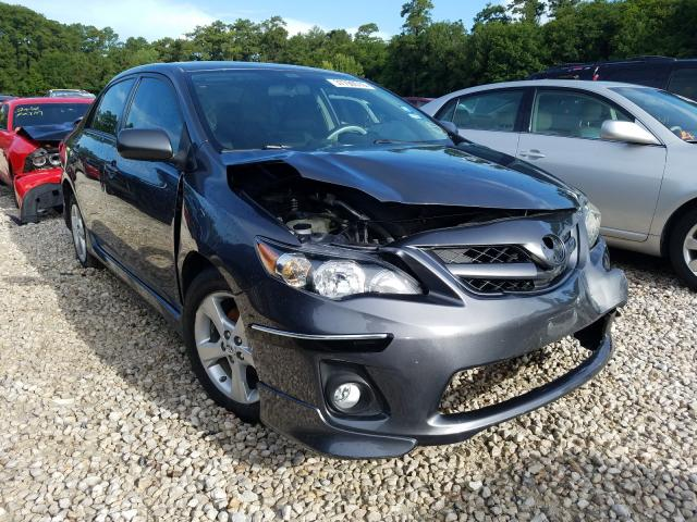 Salvage cars for sale from Copart Houston, TX: 2013 Toyota Corolla BA