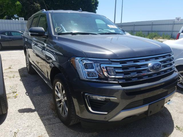 Vehiculos salvage en venta de Copart San Diego, CA: 2018 Ford Expedition