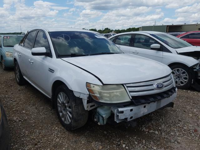 Salvage cars for sale from Copart Houston, TX: 2008 Ford Taurus SEL