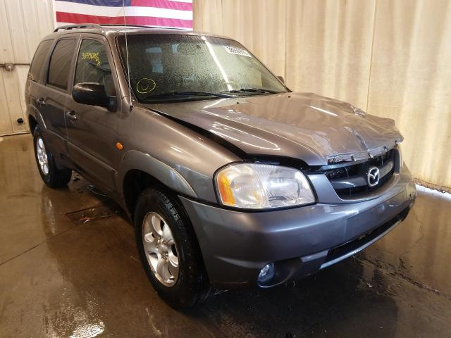 Mazda salvage cars for sale: 2003 Mazda Tribute ES