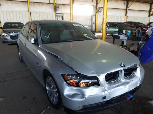 BMW 325 I salvage cars for sale: 2006 BMW 325 I