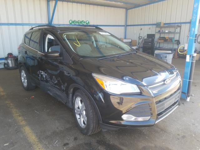Ford Escape SE salvage cars for sale: 2015 Ford Escape SE